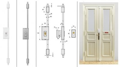 abus t rstangenschloss tss550 mit dz tss550 mit zylinder schl sseldienst onlineshop. Black Bedroom Furniture Sets. Home Design Ideas